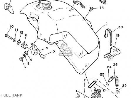 Kawasaki Ninja 250 Carburetor Diagram