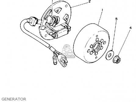 Yz250 Wiring Diagram