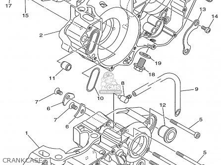 4 cylinder engine schematics yamaha yz250 1 competition 1999  x  usa parts lists and  yamaha yz250 1 competition 1999  x  usa parts lists and