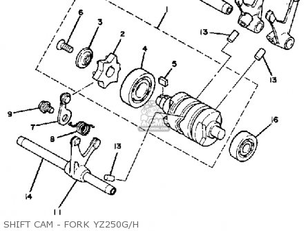 110cc Chopper Wiring Diagram