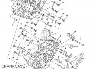yamaha yz250f 2008 5xcm europe 1g5xc 100ea parts lists and schematics 2008 Yamaha Yz 250 yamaha yz250f 2008 5xcm europe 1g5xc 100ea crankcase