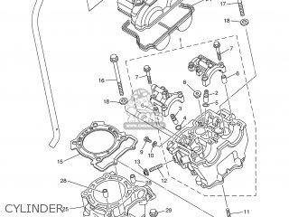 Yamaha Yz250f 2008 5xcm Europe 1g5xc100ea Parts Lists And Schematics. Yamaha Yz250f 2008 5xcm Europe 1g5xc100ea Cylinder. Wiring. 2008 Yz250f Engine Diagram At Scoala.co