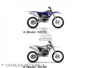 Yamaha Yz250f 2008 5xcm Europe 1g5xc100ea Parts Lists And Schematics. Wiring. 2008 Yz250f Engine Diagram At Scoala.co