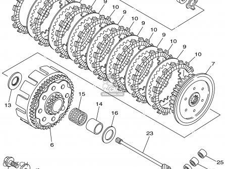 Yamaha Engine Parts For Bikes
