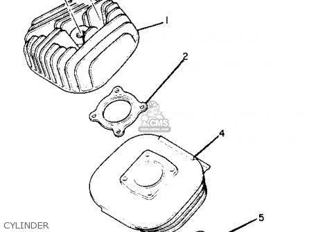 Yamaha 50 Engine Diagram
