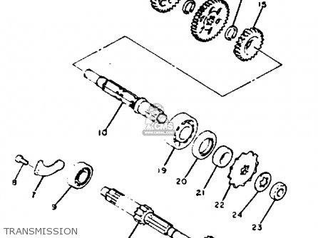 Transmission Flywheel Cover