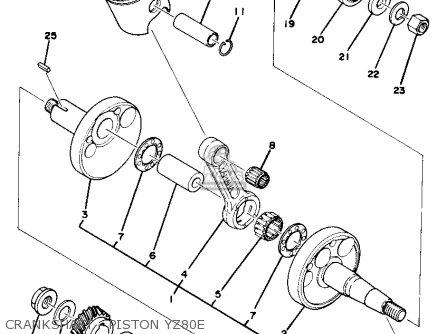 Yz 80 Wiring Diagram