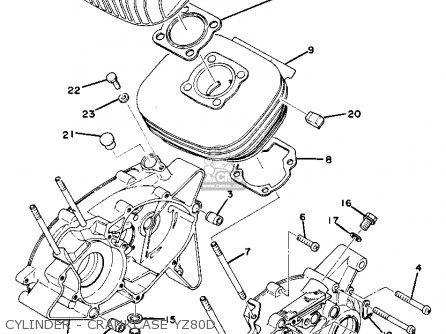 Diagram Yamaha Moto 4 80 Carburetor Diagram Diagram Schematic