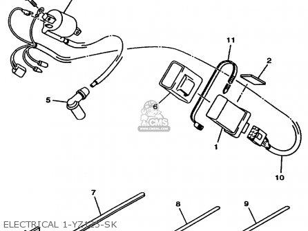 2000 yz 125 wiring diagram enthusiast wiring diagrams u2022 rh rasalibre co KX 85 1983 YZ 80