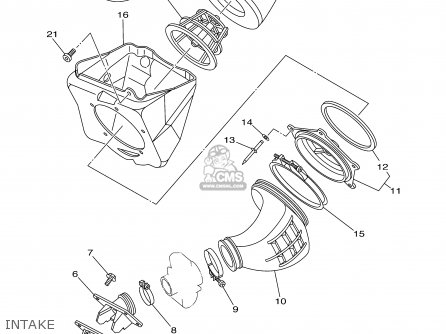 Yamaha Yz85 2003 3 Usa Parts Lists And Schematics