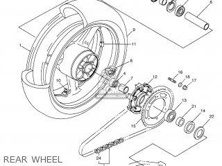 2008 Yamaha R1 Wiring Diagram