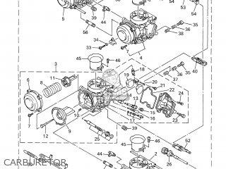 Yamaha YZF-R6 2001 5MT1 ENGLAND 115MT-300E1 parts lists ...