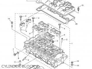 yamaha yzf r6 2006 2c02 france 1e2c0 351f1 parts lists and schematics rh cmsnl com Triumph Bonneville Engine Diagram 2001 Yamaha R1 Engine Diagram