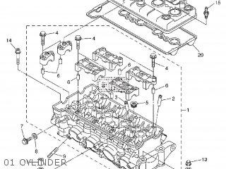 Yamaha R6 Schematics   Wiring Diagram