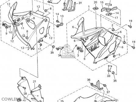 Cmsnl Yamaha Yzf   Model  Partslist