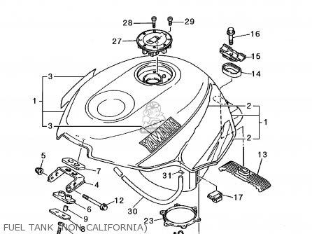 Diagram Fzr 600 Wiring Diagram Diagram Schematic Circuit Wiring