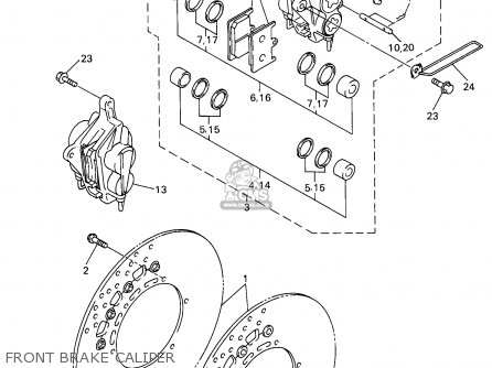 yamaha r6s wiring diagram yamaha free engine image for user manual