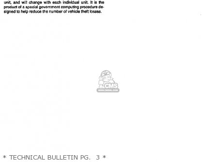 technical bulletin pg  3 *