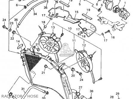 Yzf 750 Wiring Schematic
