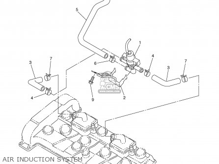Yzfr6 Wiring Diagram