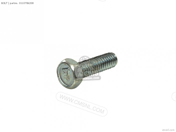 Gs1100e 1980 t Usa e03 01500-06207 Bolt