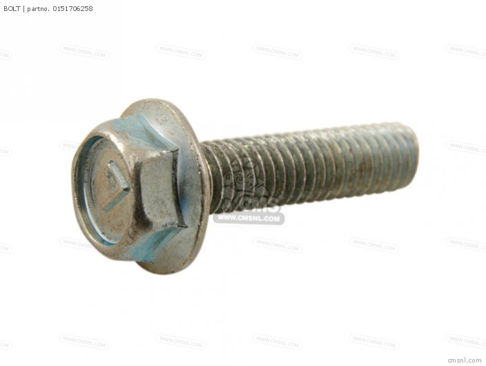 Gs1100e 1980 t Usa e03 01550-06257 Bolt