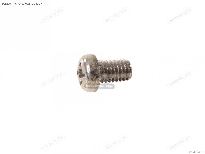 02112-0610B- SCREW