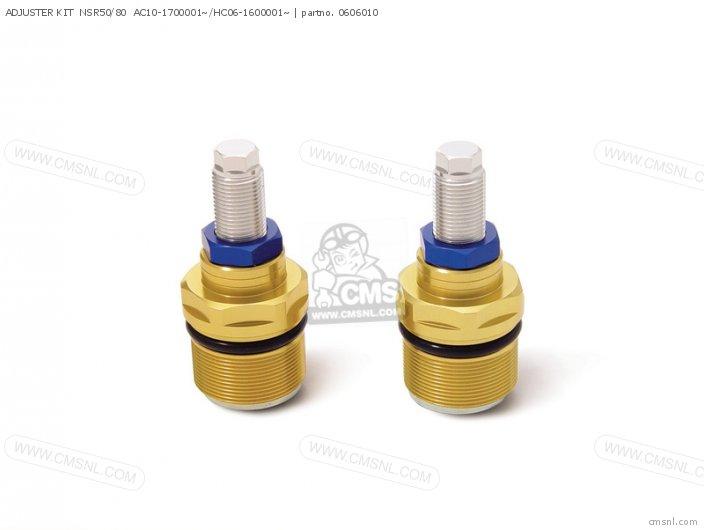 (06-06-0001) ADJUSTER KIT  NSR50/80  AC10-1700001~/HC06-1600001~