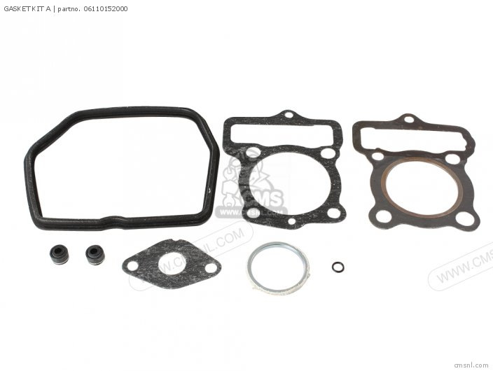 Xl80s 1981 Usa 06110-152-t40 Gasket Kit A