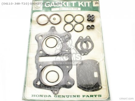 Cb360g Usa 06110-369-t20 Gasket kit a