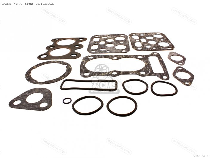 Cd125a 06110230050 Gasket Kit A