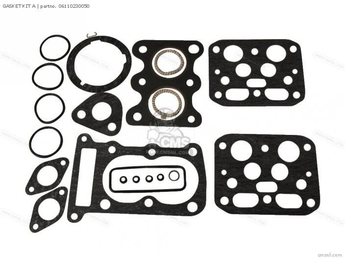 Cd125a 06110230t50 Gasket Kit A