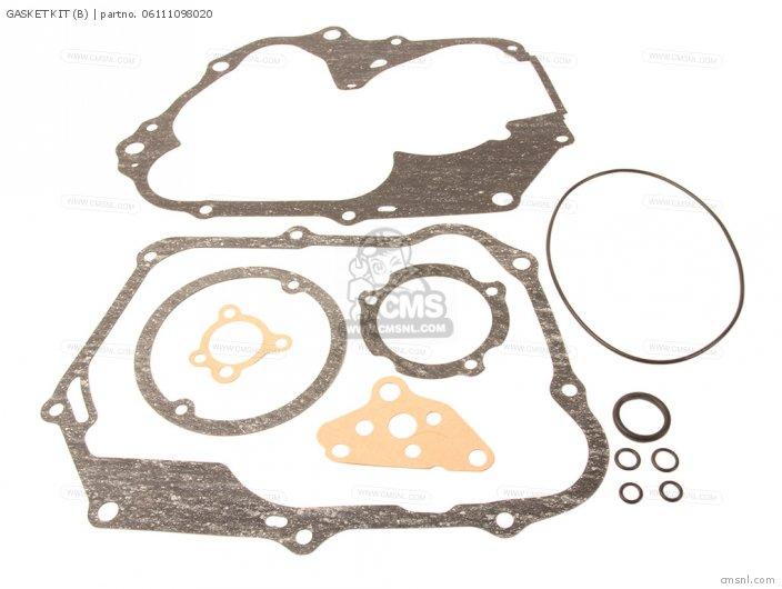 (06111-098-S02) GASKET KIT (B)