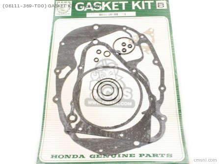 Cb360g Usa 06111-369-t00 Gasket Kit B