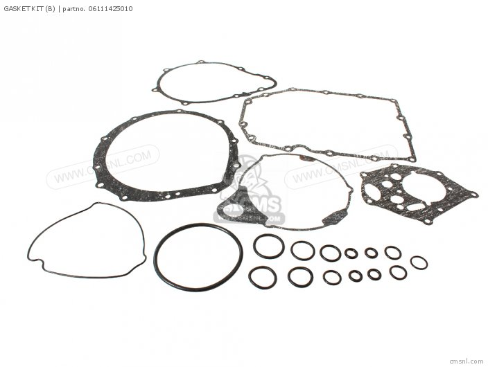 Cb750ka 1980 Four general Export Mph 06111-425-s01 Gasket Kit b