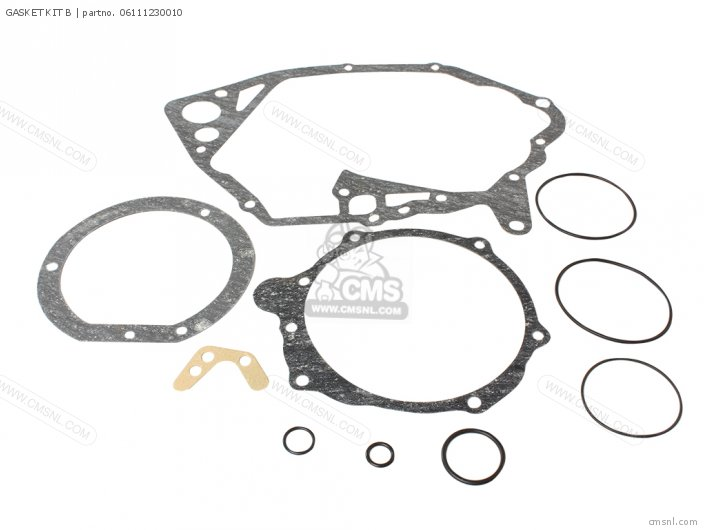 Cd125 06111230t10 Gasket Kit B