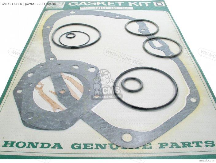 (06111259S01) GASKET KIT B