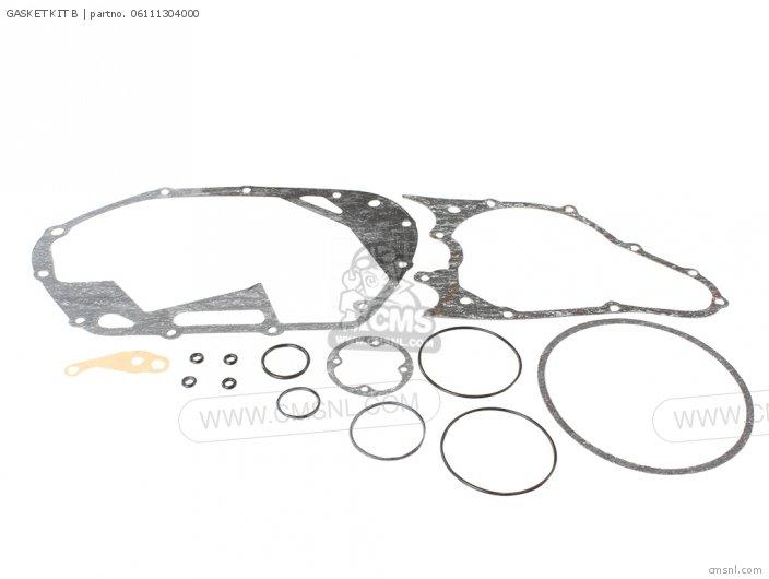 06111304S00 GASKET KIT B