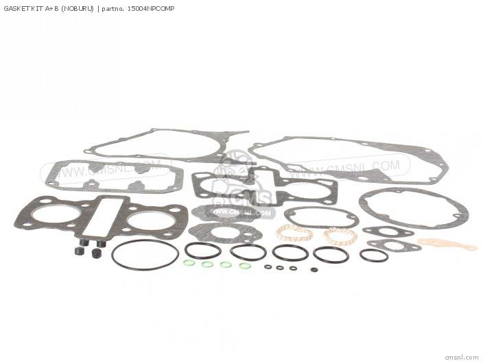 (06112-315-000P) GASKET KIT A+B (NOBURU)