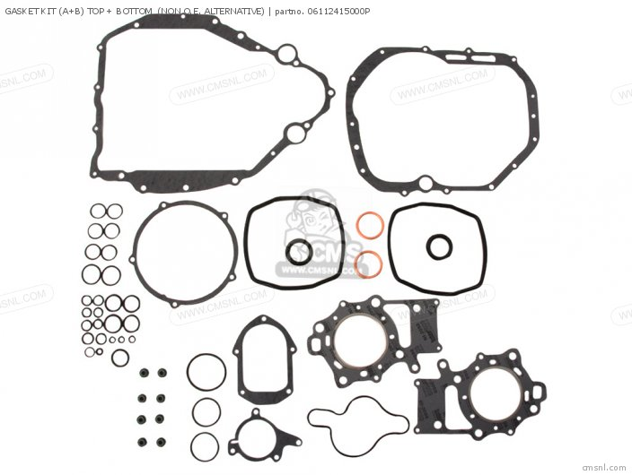 06112-415-020P GASKET KIT A+B TOP + BOTTOM  NON O E  ALTERN