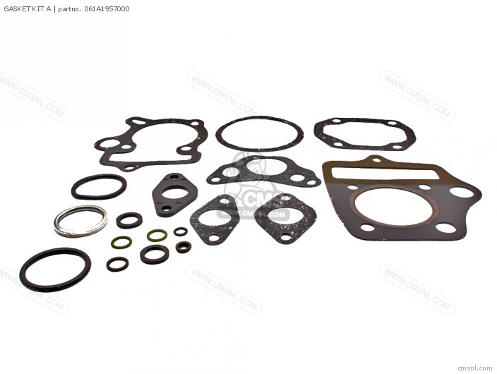 Atc70 1980 Usa 061a1-957-t00 Gasket Kit A