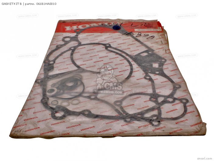 Atc250sx 1985 Usa 061b1-ha0-t10 Gasket Kit B