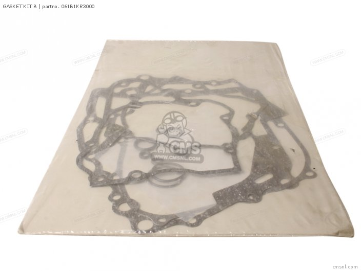 Cmx250c Rebel 250 1986 Usa 061b1-kr3-t00 Gasket Kit B