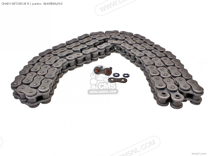 Cbr600fs 2002 France   F S 06405-mal-p10 Chain Set drive R