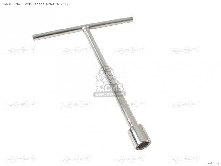 (076060010401) BOX WRENCH 12MM