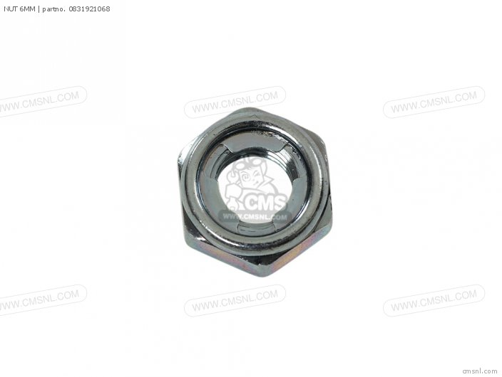 083192106A NUT 6MM
