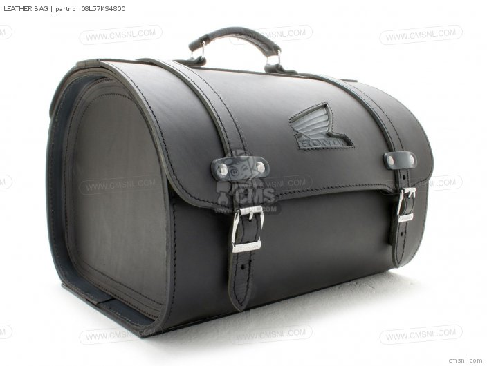 Vtx1300s 08l52-mcr-a00 Leather Bag