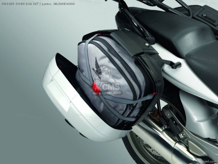 Xl1000v Varadero 08l79-mgs-j30 Pannier Inner Bag Set
