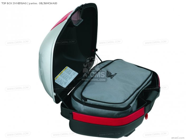 Xl1000v Varadero 2007 7 08l81-mcw-h60 Top Box Innerbag