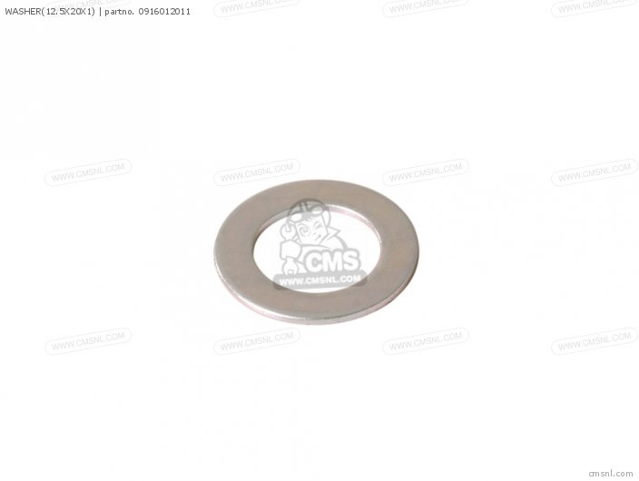 09160-12011-A05 WASHER12 5X20X1